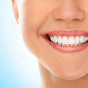 Close-up of teeth